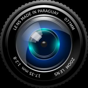 Lens clipart Art Lens com Camera