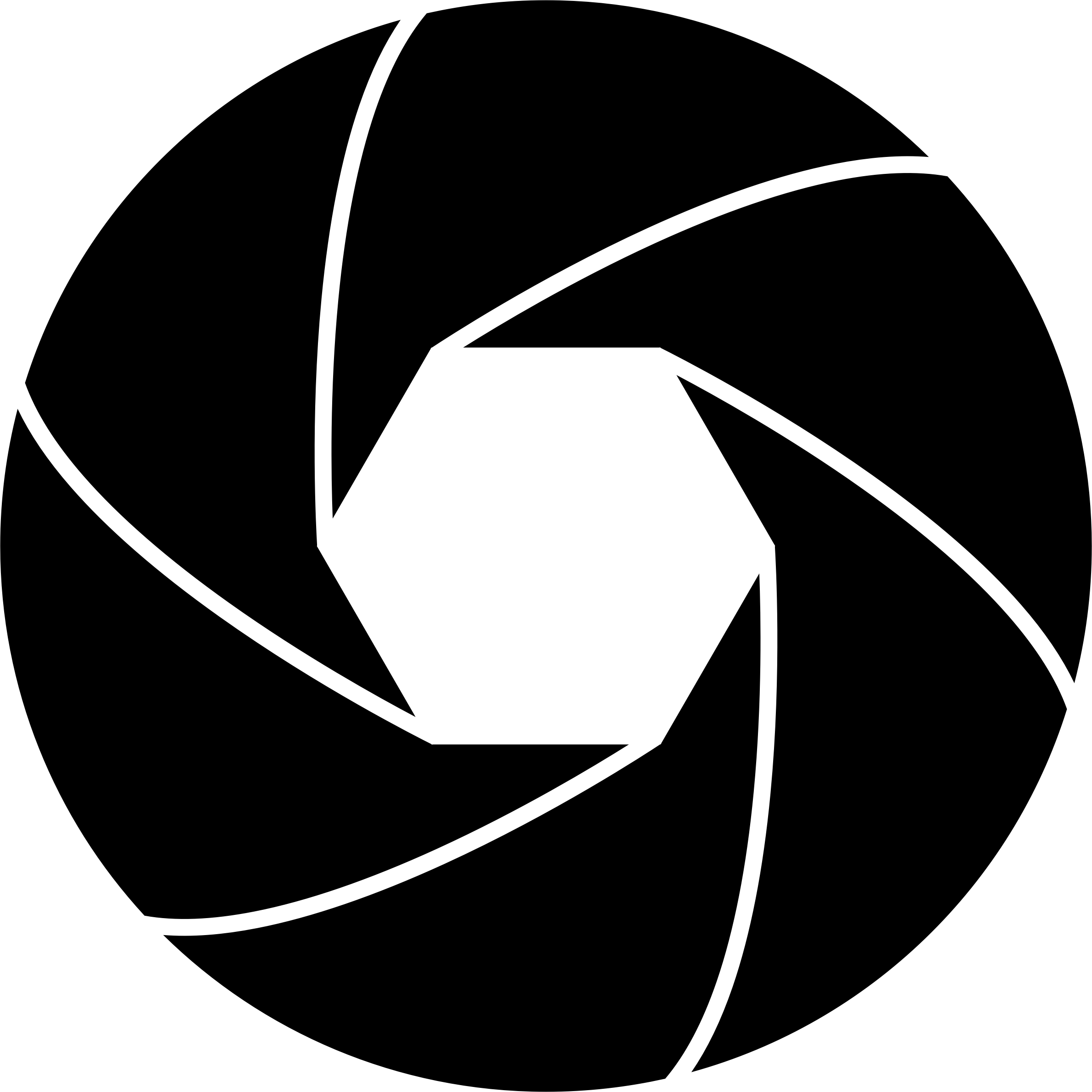 Lens clipart Black white art and clip