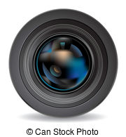 Photography clipart camera lens Clipart camera of with camera