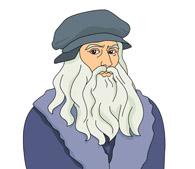Leonardo Da Vinci clipart Leonardo Da Vinci Inventions Da Kb clipart Size: Pictures