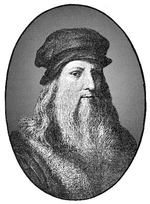 Leonardo Da Vinci clipart Vinci Leonardo Download Leonardo Clip