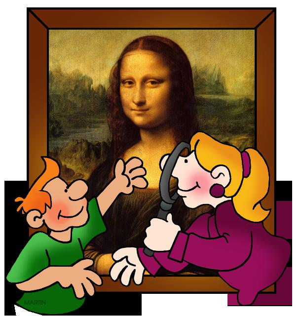 Leonardo Da Vinci clipart Vinci Art Martin Leonardo by