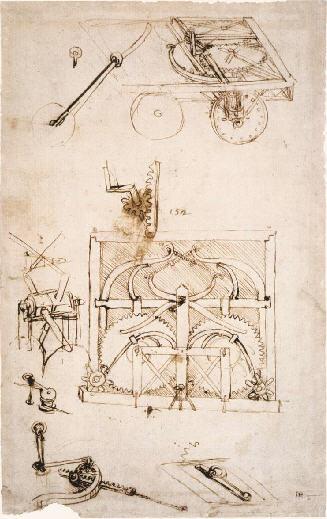 Leonardo Da Vinci clipart Leonardo Da Vinci Inventions » Inventions The Da Vinci's