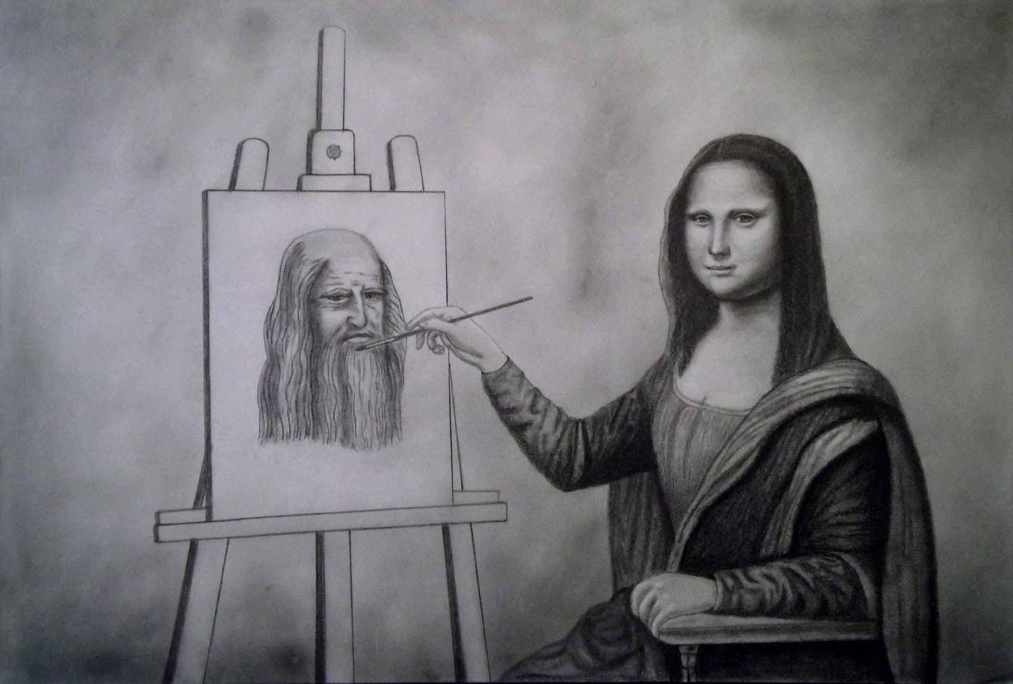 Rennaisance clipart leonardo da vinci Tribute Da the Leonardo to