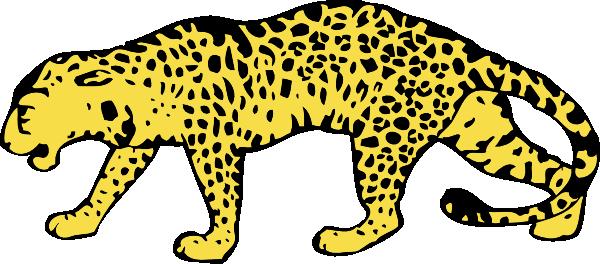Leopard clipart 14360 Clip Image Art Clipart