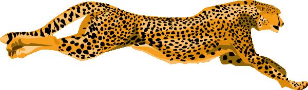 Leopard clipart ~ Leopard Clipart Clipart Leopard