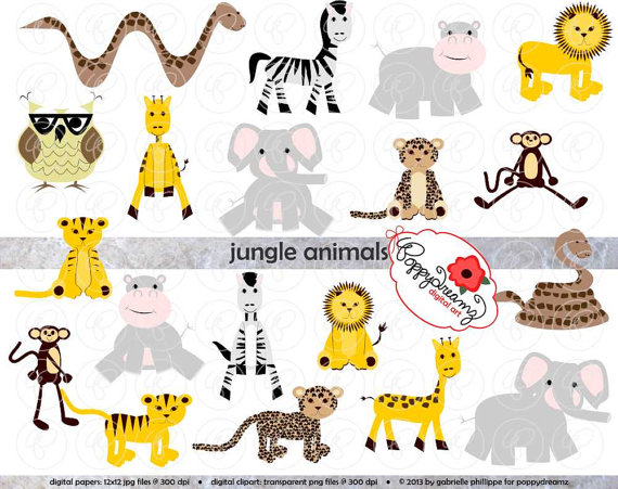 Zebra clipart teacher Elephant dpi from Animals Jungle