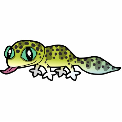 Leopard Lizard clipart abstract (25+) gecko Leopard Clipart Gecko