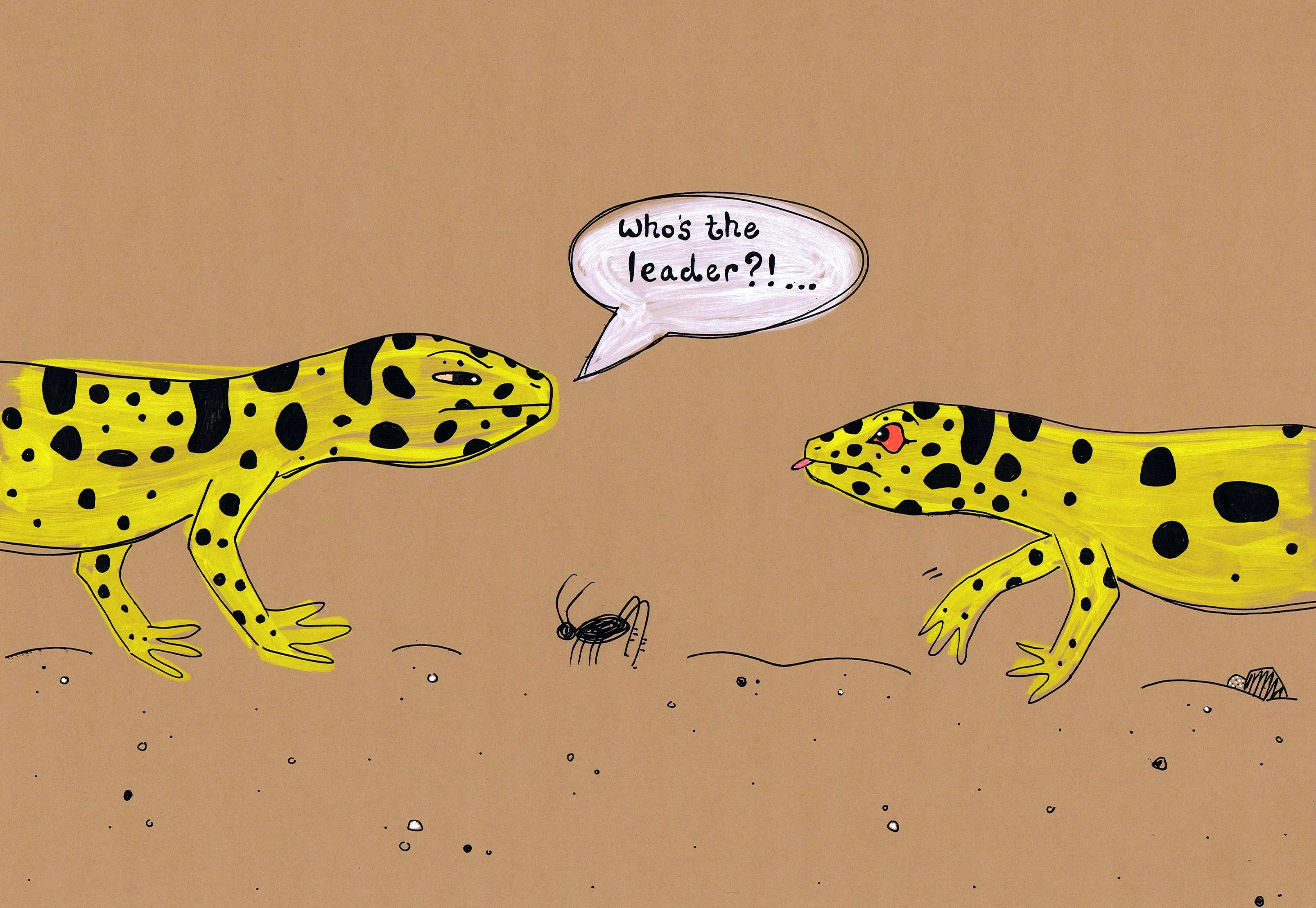 Leopard Lizard clipart cute baby Pearl Black Wallpapers Leopard this