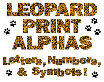 Leopard Skin clipart lepard #4