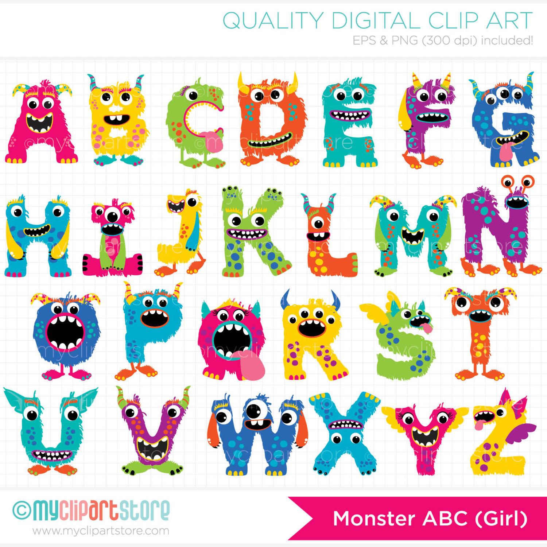Letter clipart abc Free  alphabet Alphabet clipart