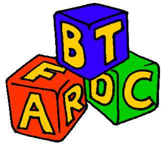 Lettering clipart abc ABC Download Blocks Art Clipart