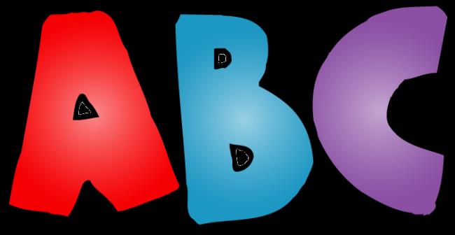 Letter clipart abc Clip art Clipart Clipartix alphabet