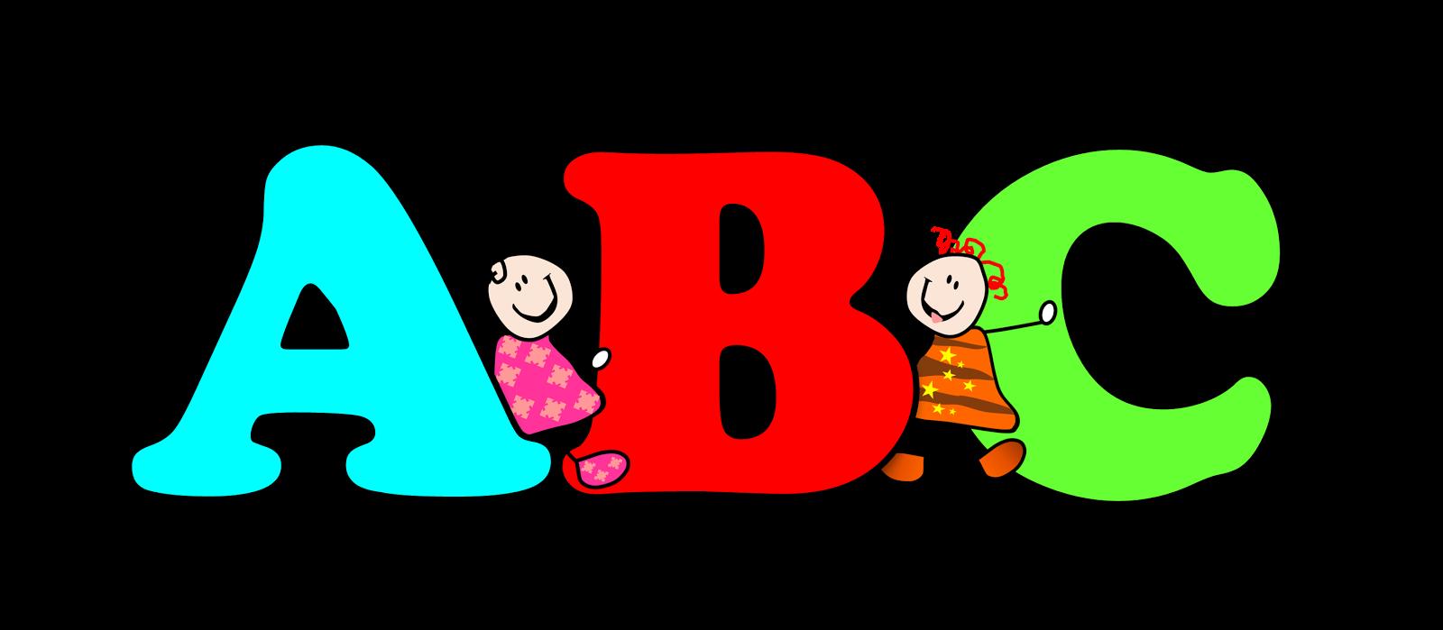 Letter clipart abc Clipart Art Free  ABC