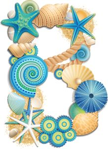 Letter clipart beach Find … y and letras