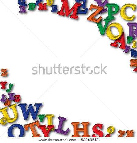Letter clipart border ClipartFest collections BBCpersian7 border border