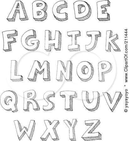 Lettering clipart bubble Letters Bubble Photos Letters Letters