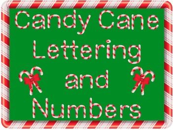 Letter clipart candy Images Cane christmas and 61