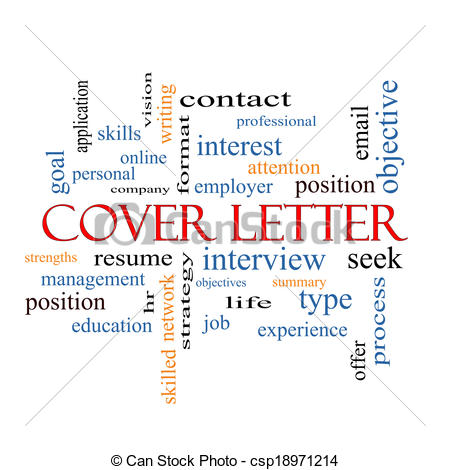 Letter clipart computer center Poetry Art Cover Letter Cover