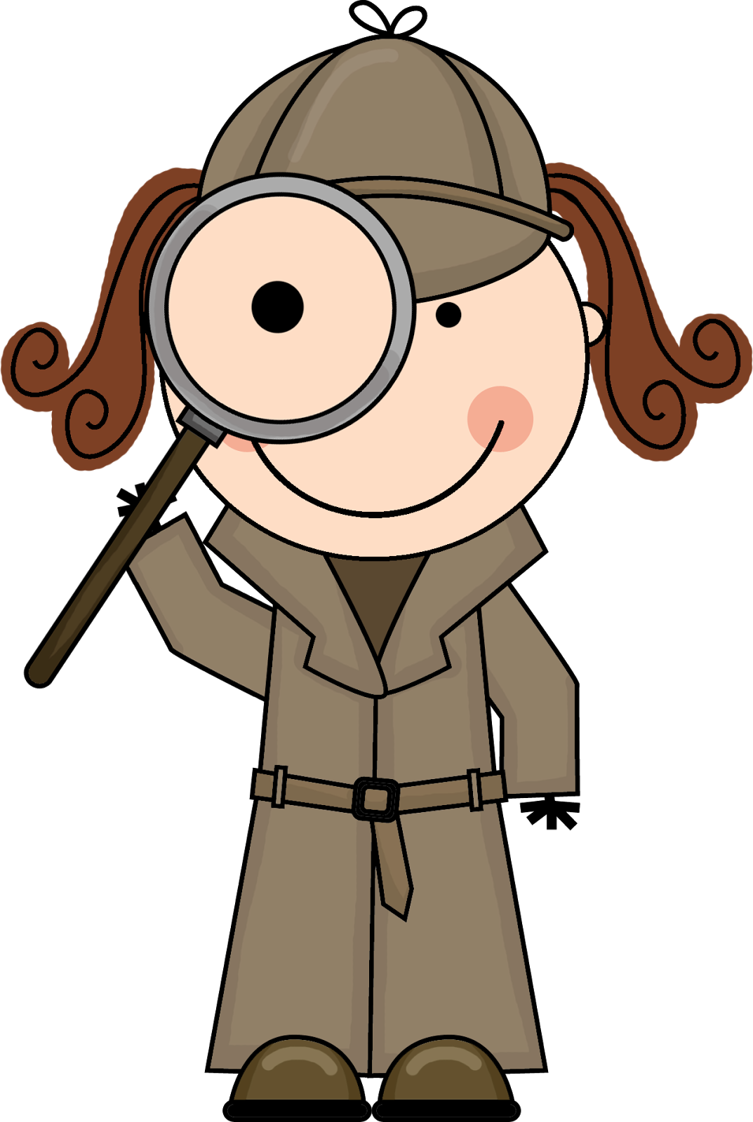 Sherlock Holmes clipart kid detective Art Children? Diagnosed from Early