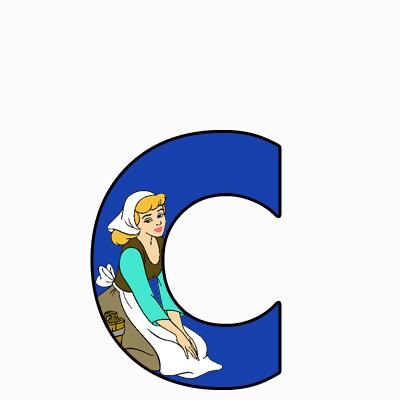 Letter clipart disney Clipart
