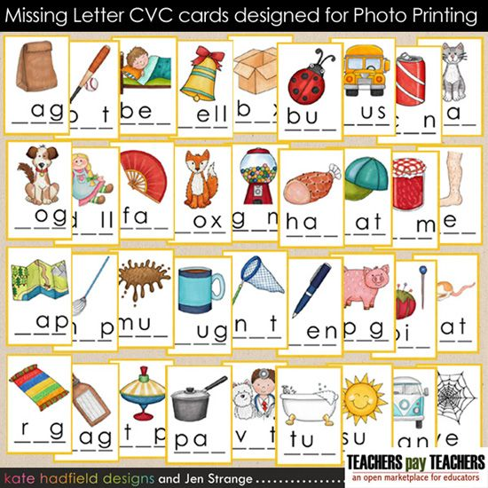 Letter clipart early literacy Pinterest Early Missing Tools: Letters