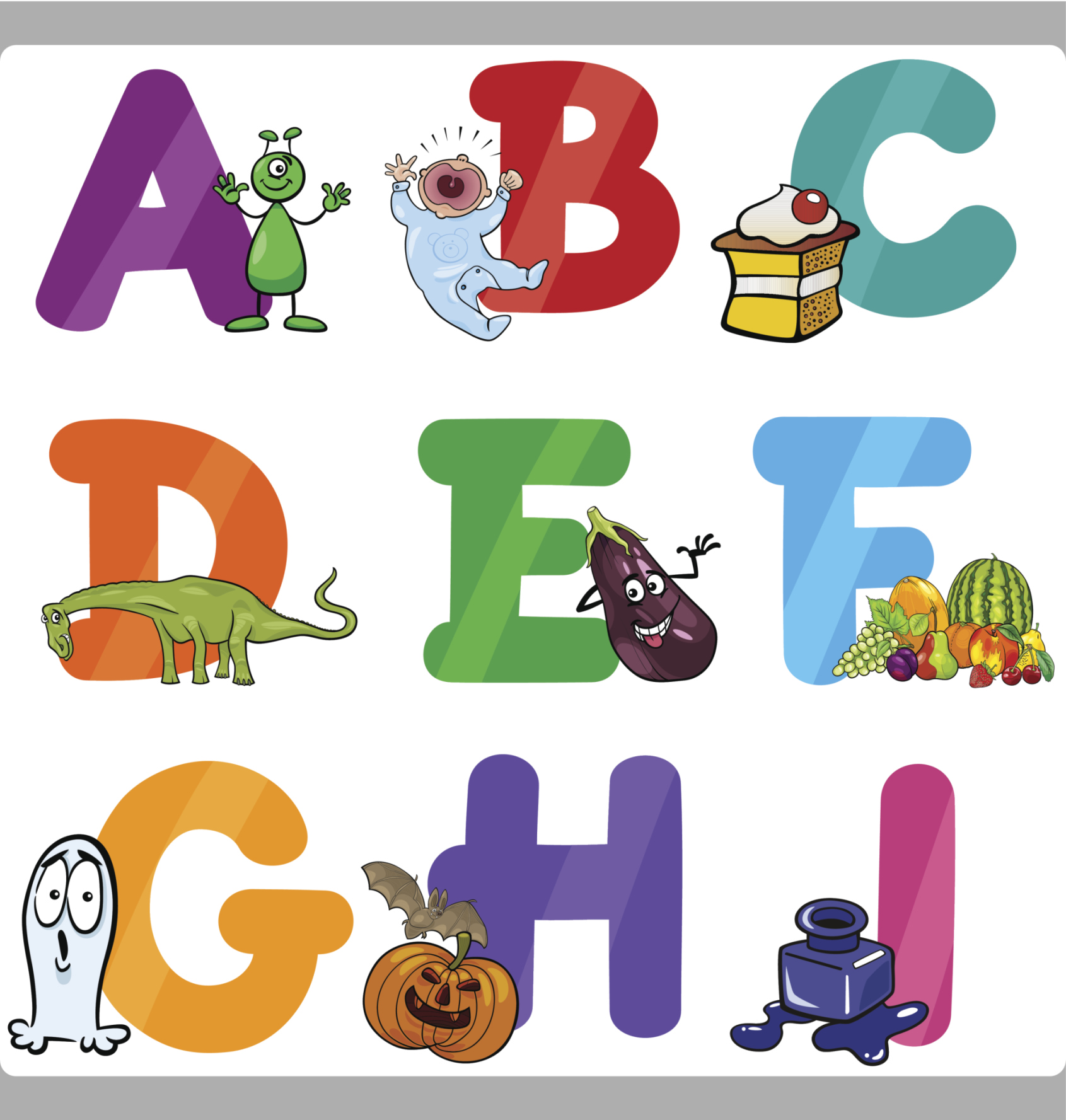 Letter clipart early literacy Games connecting spell By child