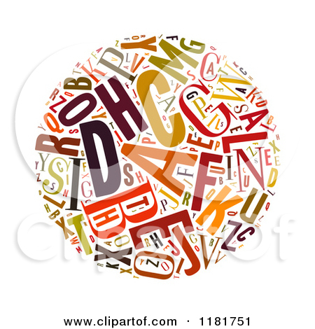 Letter clipart english alphabet #13