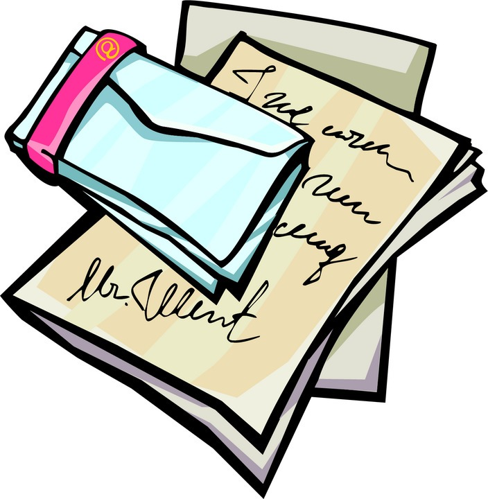 Old Letter clipart love Friendly Art Clip Download Free