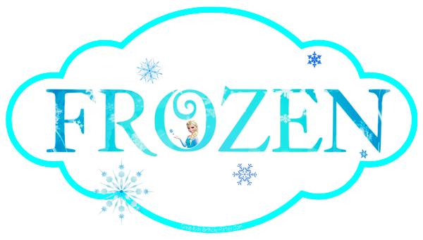 Iiii clipart frozen Letters Frozen 2 Printable