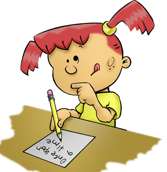 Letter clipart handwriting « of Handwriting Image Clipart