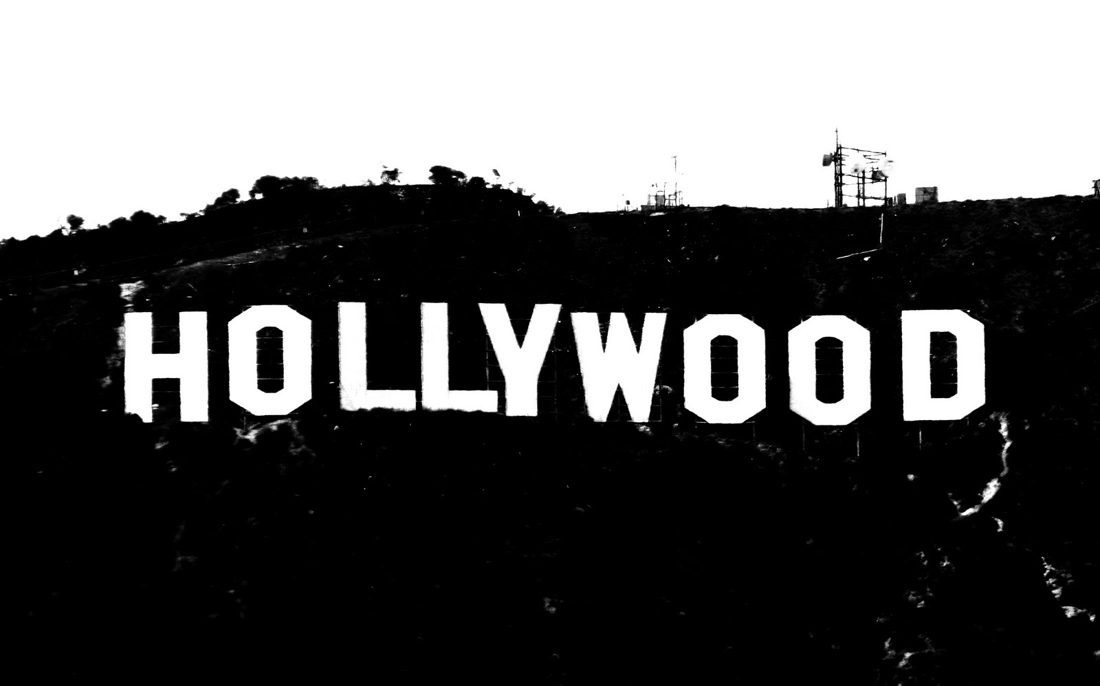 Letter clipart hollywood Clip Cliparts Clipart The Art