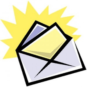 Letter clipart home address Primary St Letter Home Priory