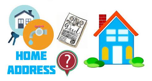 Letter clipart home address Address Address_image Letter Home jpg