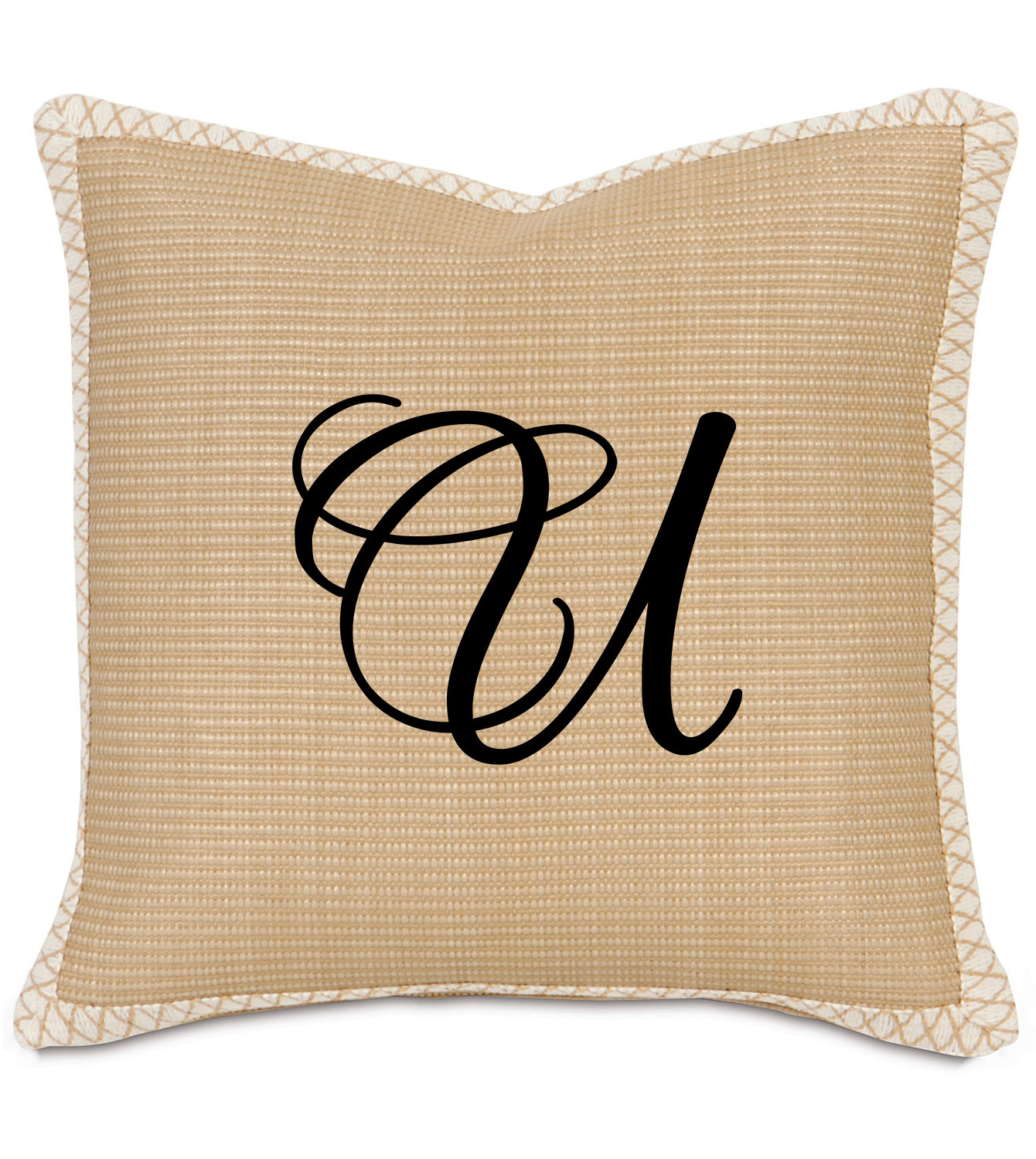 Letter clipart home address Decal  Letter Initial This
