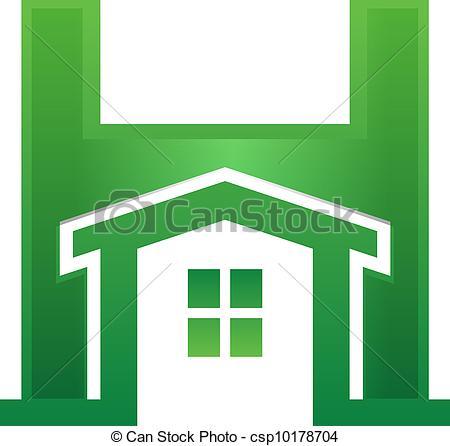 Letter clipart home address H letter Letter of Home