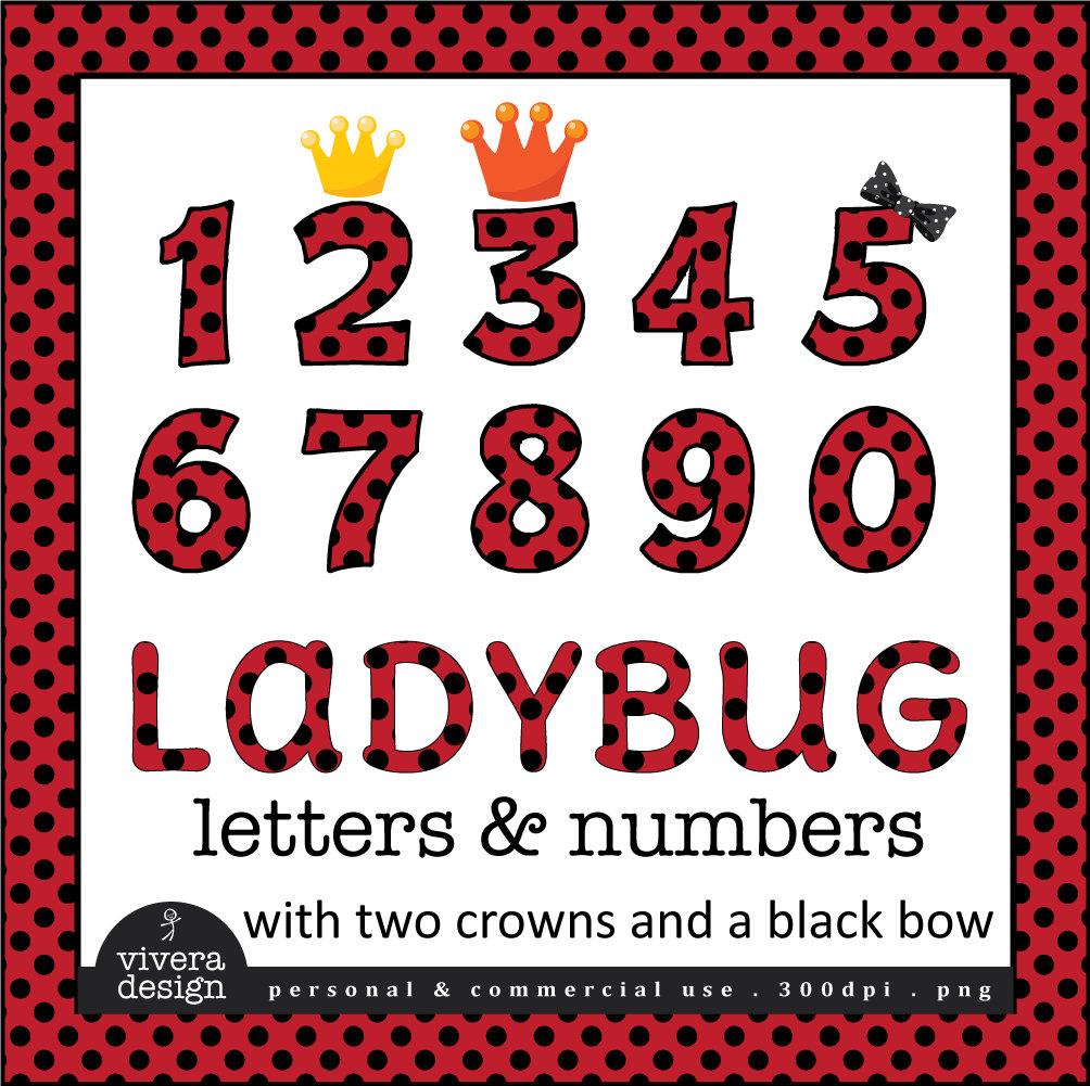 Letter clipart ladybug Clip Ladybug Black item? and