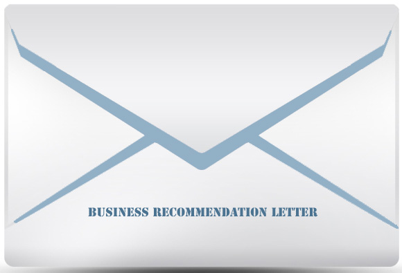 Letter clipart letter recommendation Recommendation Of A Writing Business