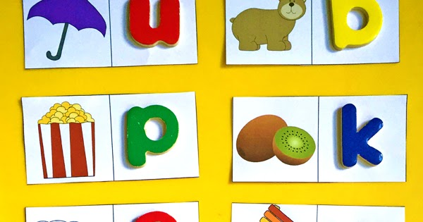 Letter clipart letter sounds Letter Matching Educational Sounds: Free
