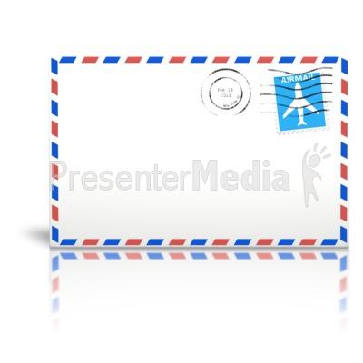 Letter clipart letter stamp #7