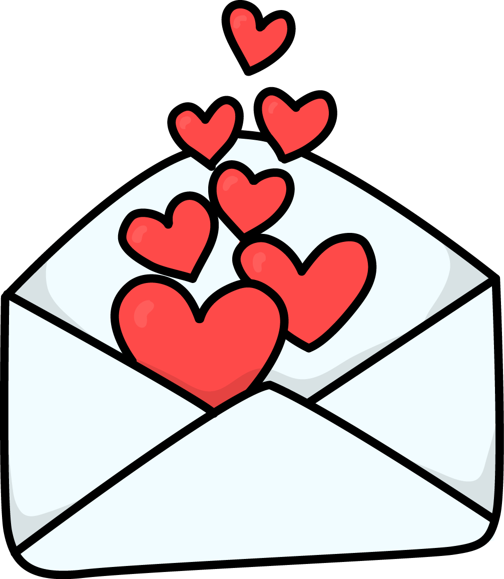 Letter clipart love letter Free Love High Clip Free