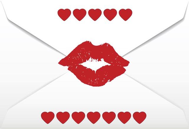 Letter clipart love letter Love Art Cip  Letters