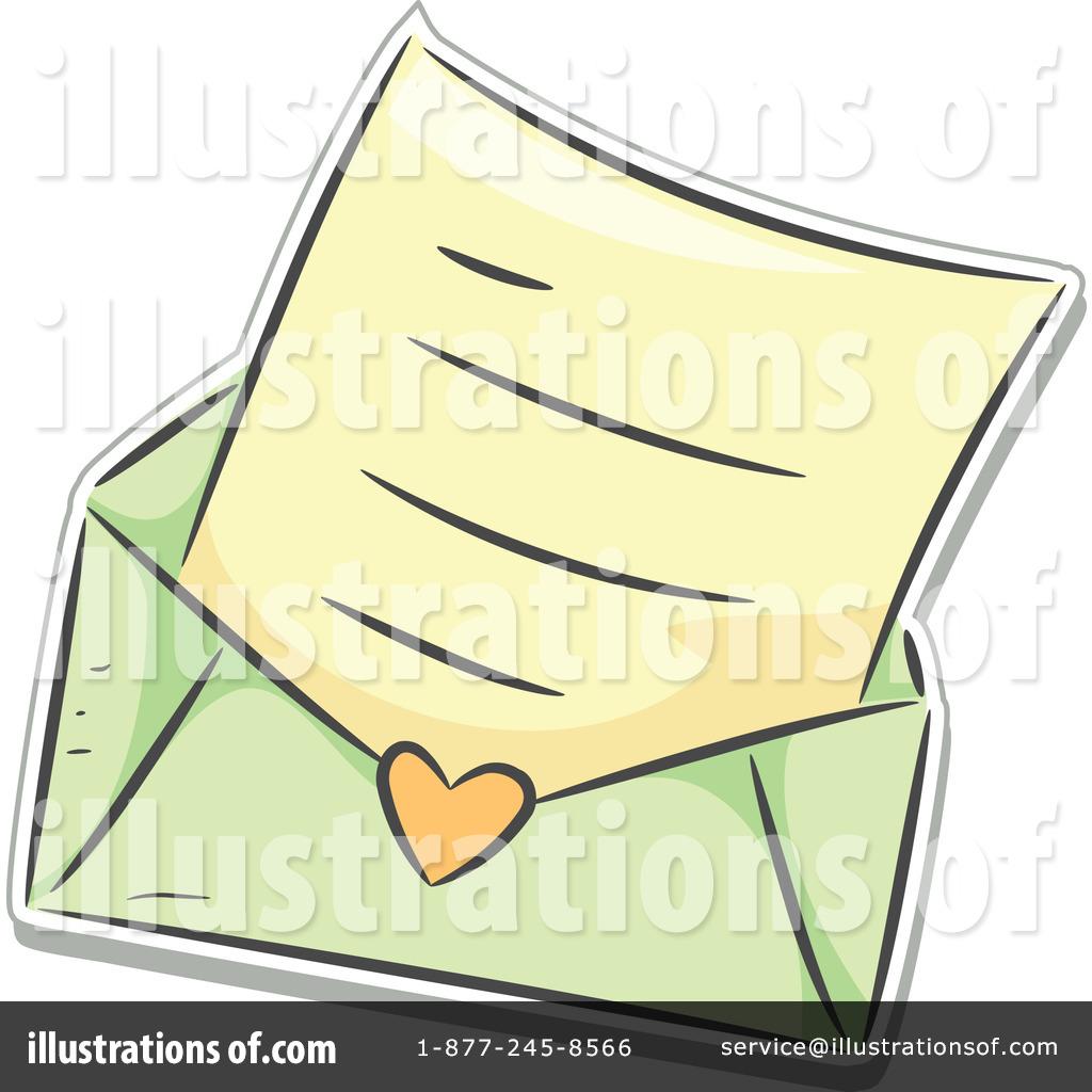 Letter clipart love letter Illustration Free Clipart #1150751 Love