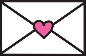 Letter clipart love letter Clipart Art Clipart Clip Letter