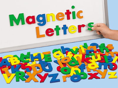 Letter clipart magnetic letter Of Magnetic  at Lakeshore