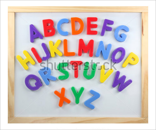 Letter clipart magnetic letter Format 20+ AI Magnet Alphabet