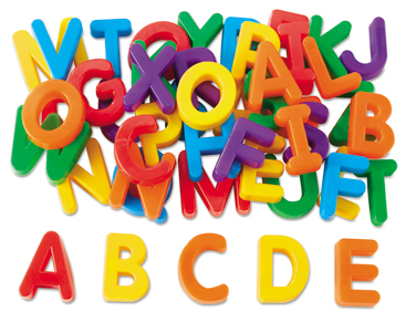 Letter clipart magnetic letter Lakeshore Letters  Uppercase at