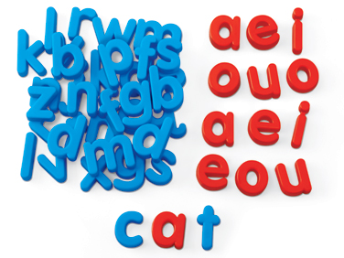 Letter clipart magnetic letter Lowercase Building  Lakeshore Learning
