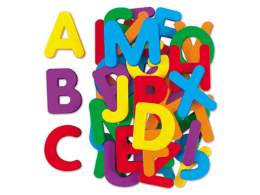 Letter clipart magnetic letter At Magnetic  Learning Letters