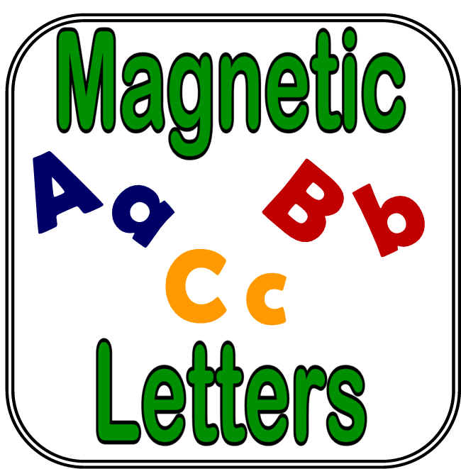 Letter clipart magnetic letter Cliparts Magnetic Zone Magnetic Letters
